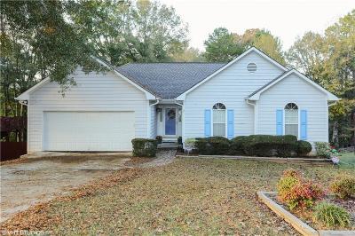 Jonesboro Single Family Home For Sale: 9333 Whaleys Lake Lane