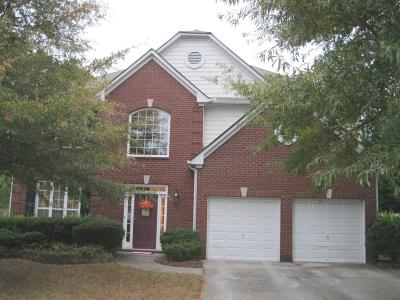 Grayson Single Family Home For Sale: 2702 Whispering Pines Drive