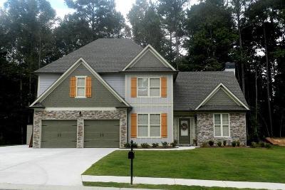 Cartersville Single Family Home For Sale: 6 Bridgestone Way SE