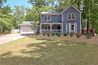 Peachtree City Single Family Home For Sale: 205 Hearthstone Reach