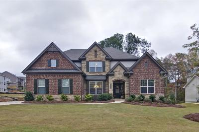 Cherokee County Single Family Home For Sale: 445 Silver Brook Drive