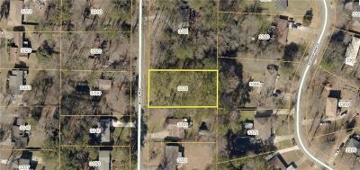 Marietta Residential Lots & Land For Sale: 3331 Bryan Way SW