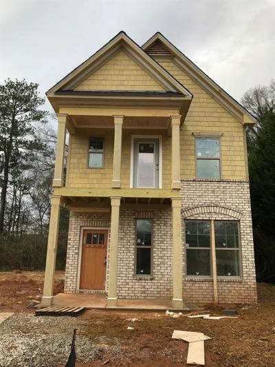 Stone Mountain Single Family Home For Sale: 5253 Hearthstone Street
