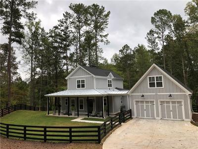 Cherokee County Single Family Home For Sale: 122 Gardenia Trail