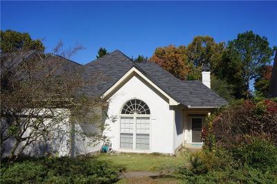 Alpharetta Single Family Home For Sale: 1250 Stethem Ferry