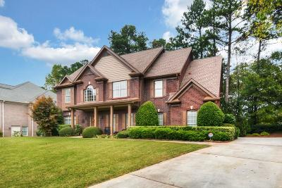 Lawrenceville Single Family Home For Sale: 1280 Thistle Gate Path