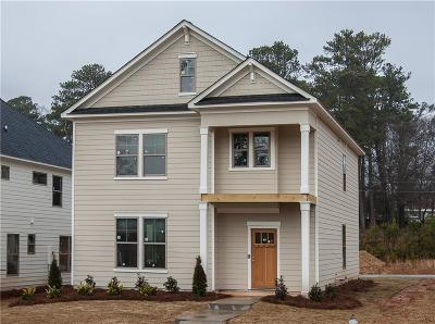 Stone Mountain Single Family Home For Sale: 5276 Hearthstone Street