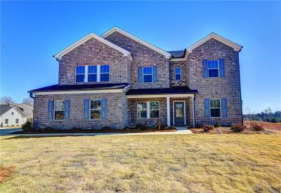 Forsyth County Single Family Home For Sale: 6340 Birchfield Trail