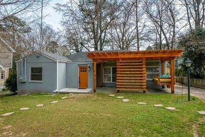 Decatur Single Family Home For Sale: 206 Garden Lane
