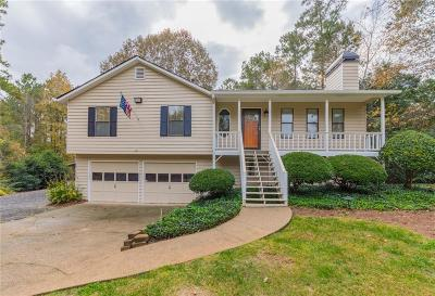 Woodstock GA Single Family Home For Sale: $319,900