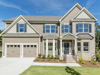 Cartersville Single Family Home For Sale: 5 Flagstone Court SE
