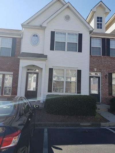 Lawrenceville Condo/Townhouse For Sale: 2654 Heathrow Drive