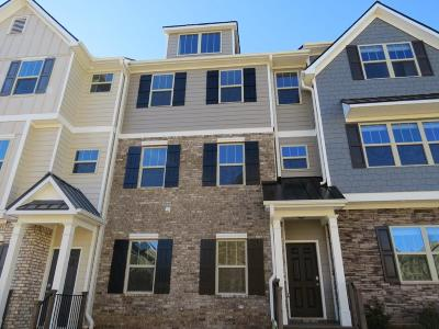 Powder Springs Condo/Townhouse For Sale: 3810 Equity Lane