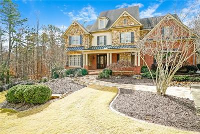 Roswell Single Family Home For Sale: 1400 Cashiers Way