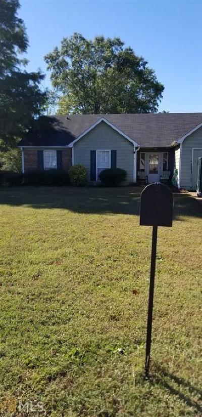 Rex Single Family Home For Sale: 6081 Amberly Road