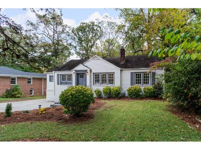 Atlanta Single Family Home For Sale: 2266 Briarcliff Road