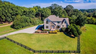 Suwanee Single Family Home For Sale: 5325 Suwanee Dam Road