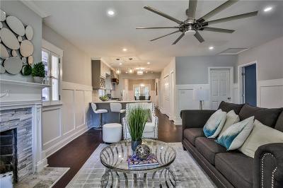 Atlanta Single Family Home For Sale: 1368 Boulevard Lorraine SW