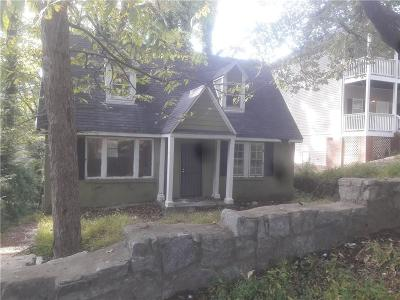 Atlanta Single Family Home For Sale: 232 Childs Drive NW