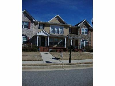 Douglasville GA Condo/Townhouse For Sale: $249,900