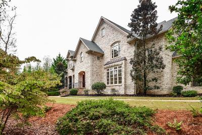 Vinings Single Family Home For Sale: 4141 Valley Creek Drive SE