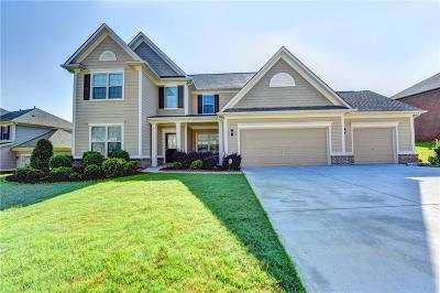 Lilburn Single Family Home For Sale: 3041 Terra View Drive SW