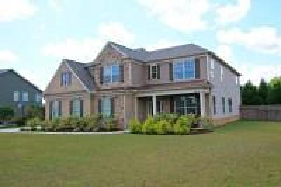 Locust Grove Single Family Home For Sale: 6085 Golf View Crossing