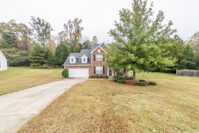Riverdale Single Family Home For Sale: 6742 Lakefield Forrest Drive
