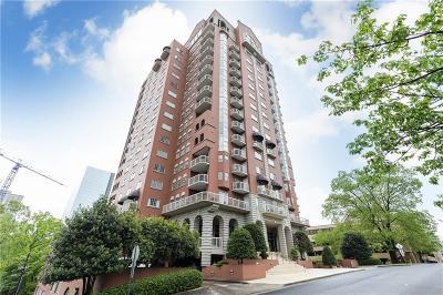 Atlanta Condo/Townhouse For Sale: 3435 Kingsboro Road NE #1402