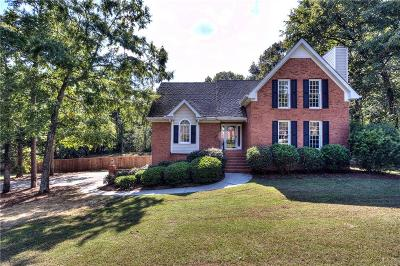 Cartersville Single Family Home For Sale: 84 Mission Hills Drive SW