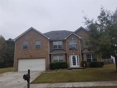 Ellenwood Single Family Home For Sale: 4355 Legacy Mill Drive
