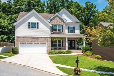 Buford Single Family Home For Sale: 5702 Leaf Ridge Lane