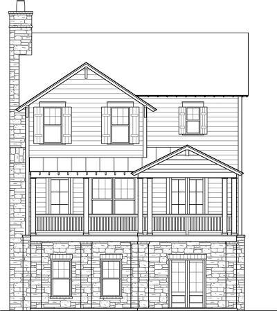 Atlanta Single Family Home For Sale: 1429 Coretta Scott View
