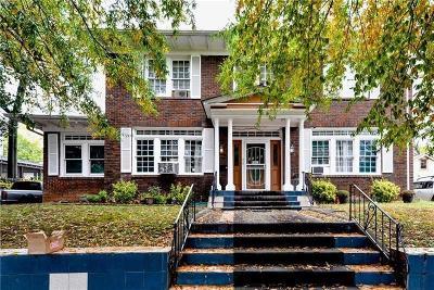 Atlanta Single Family Home For Sale: 1102 Ponce De Leon Avenue NE