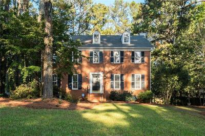 Marietta Single Family Home For Sale: 3158 Normandy Circle NE