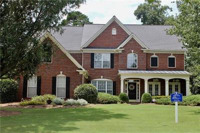 Suwanee Single Family Home For Sale: 5360 Harbury Lane