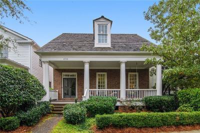 Cumming Single Family Home For Sale: 6715 Center Grove Street
