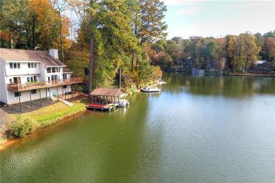 Berkeley Lake Single Family Home For Sale: 498 Lakeshore Drive