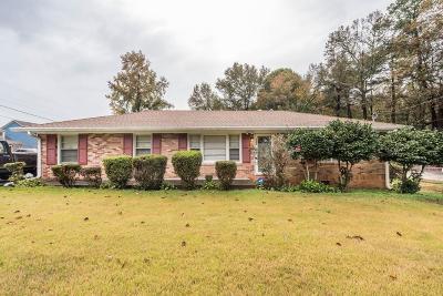 Smyrna Single Family Home For Sale: 2300 Belmont Circle SE