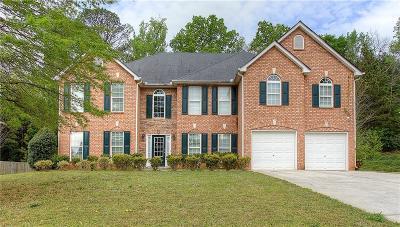 Ellenwood Single Family Home For Sale: 4573 Clarks Creek Terrace