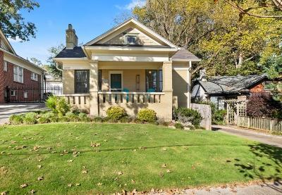 Atlanta Single Family Home For Sale: 2206 Hosea L Williams Drive NE