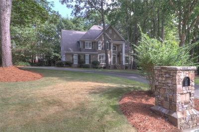 Grayson Single Family Home For Sale: 1610 Natchez Way