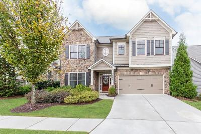 Woodstock Single Family Home For Sale: 1741 Grand Oaks Drive
