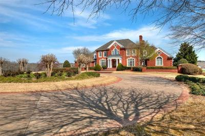 Single Family Home For Sale: 1291 Braswell Road