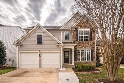 Cumming Single Family Home For Sale: 3270 Ridgefair Drive