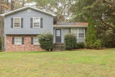 Conyers Single Family Home For Sale: 1248 Mountain Drive