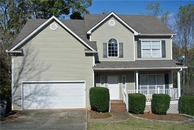 Lawrenceville Single Family Home For Sale: 415 Oak Springs Drive
