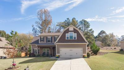 Acworth Single Family Home For Sale: 206 Abernathy Way