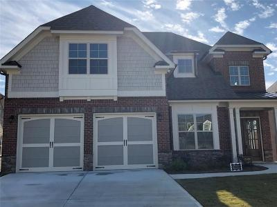 Forsyth County Single Family Home For Sale: 6080 Overlook Club Circle