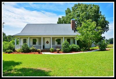 Carrollton Single Family Home For Sale: 393 Blackwelder Road